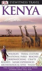 EYEWITNESS TRAVEL GUIDE -KENYA