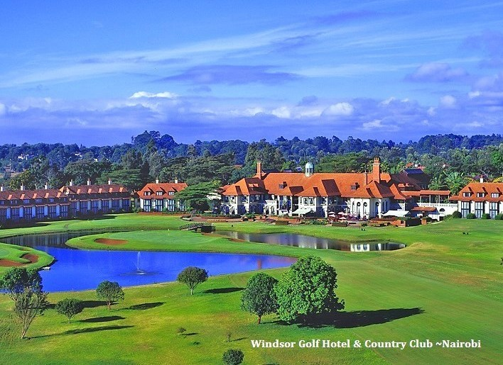 Windsor Golf Hotel Nairobi