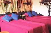 Room at Amboseli Serena Lodge