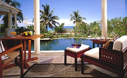 A viila at Banyan Tree - enjoy your honeymoon in seychelles in luxury