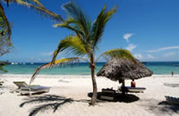 Enjoy a beach stay - Turtle Bay club -Kenya