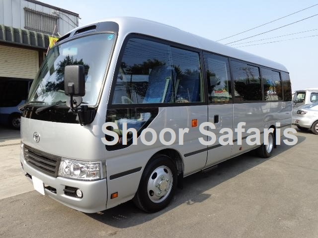 Coaster Bus Hire Kenya