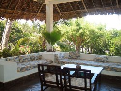 Club Temple Point Resort, Mombasa - verandah
