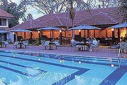 Holiday Inn Nairobi - view of pool