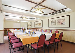 Hotel Boulevard, conference hall