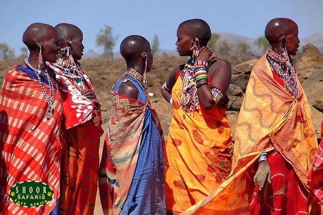 maasai village tour
