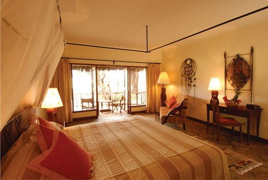 samburu game lodge rooms